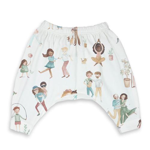 Human - Harem Pants