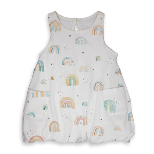 Rainbow - Bubble Dress