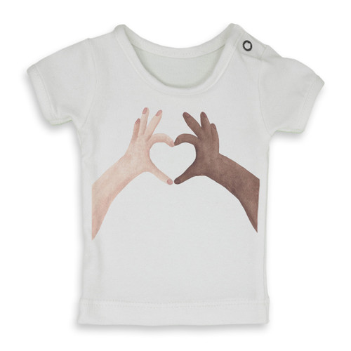 Hands Heart - T-shirt