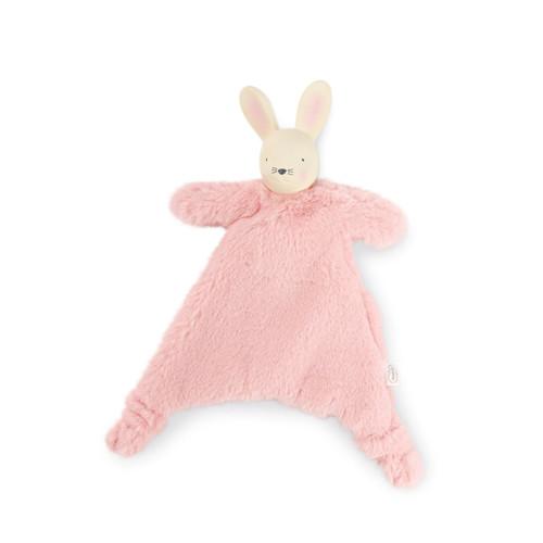 Bunny Teether - Pink