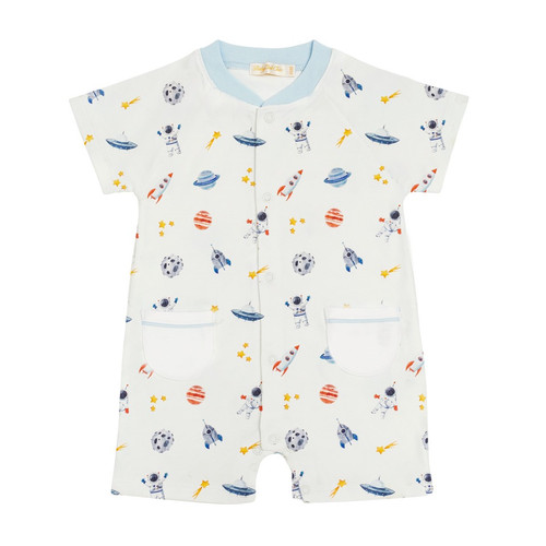 Baby Space Romper