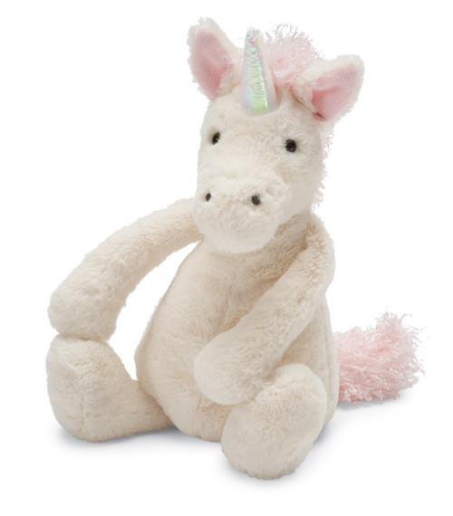 Bashful Unicorn Plush