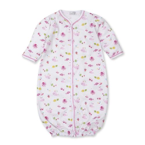 Ocean Oasis Convertible Gown - Pink
