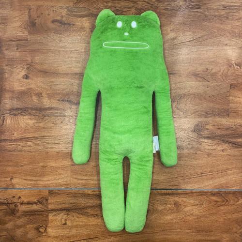 Green Stuffed Monster