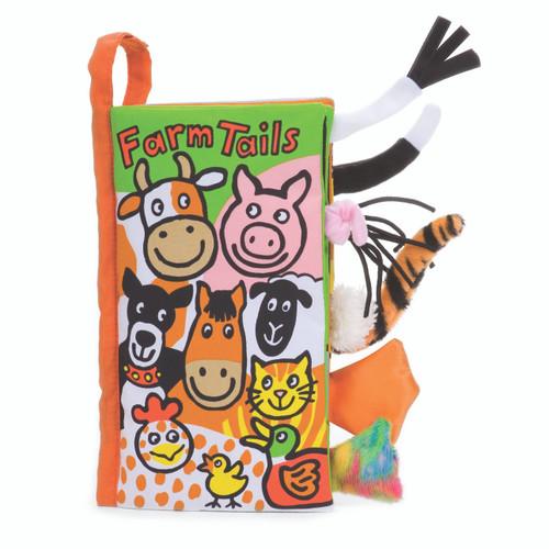Jellycat Farm Tales Book BK444FT