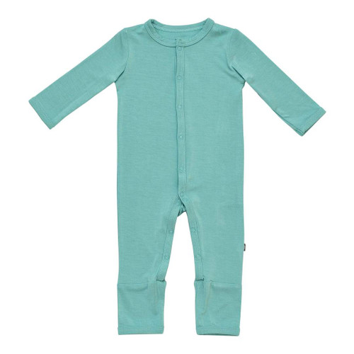 Bamboo Coverall - Jade