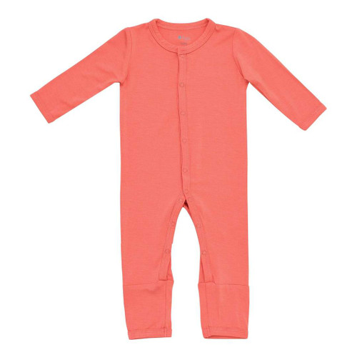 Bamboo Coverall - Melon