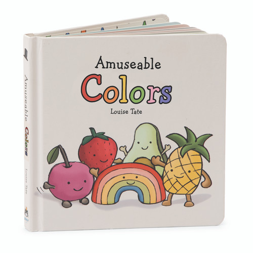 Jellycat Amuseables Colors Book BK4AC