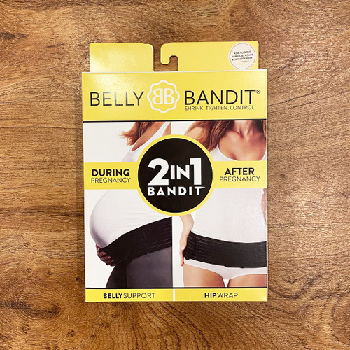 2 in 1 Pregnancy Support Band