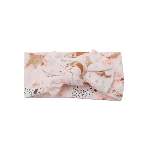 Headband - Floral Pups