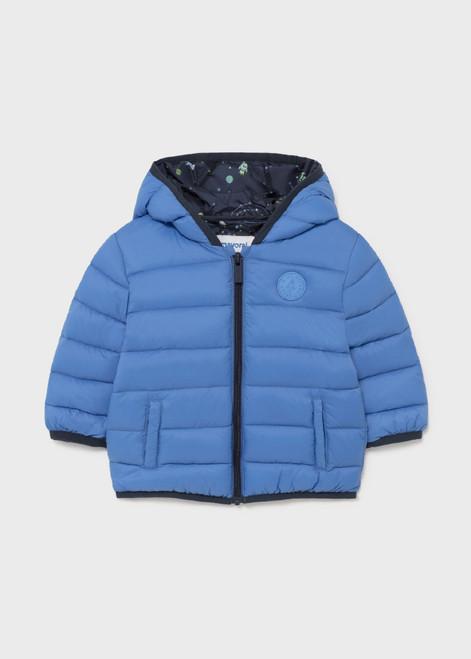 Blue Puffy Jacket