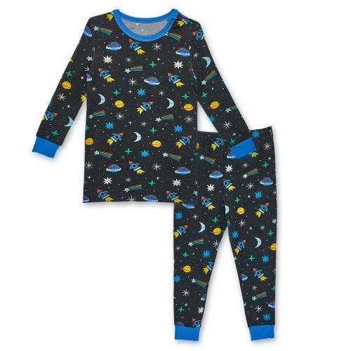 Space Chase Pajama Set - Toddler