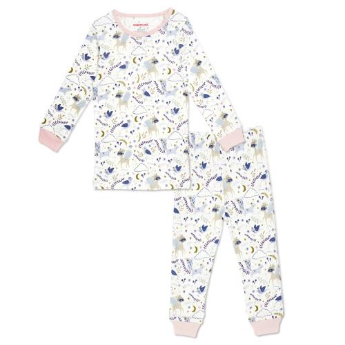 Wonderland Organic Cotton Pajama Set