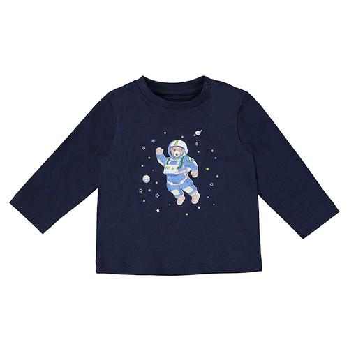 Glow in Dark Space Dog T-Shirt