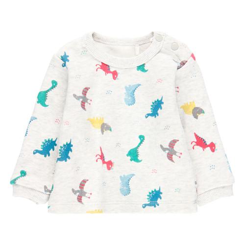 BOBOLI 141196 Dino fleece sweatshirt