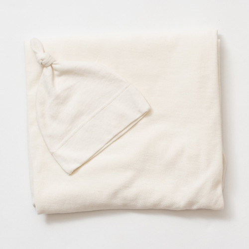 Organic Dream Newborn Bundle - White