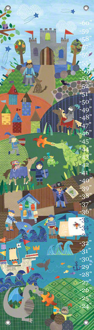 Castle Growth Chart | Registry Item For A+N