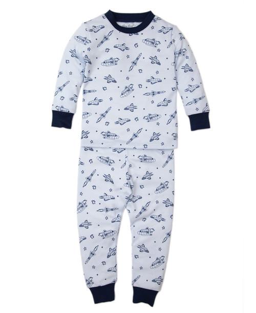 Spaceships INFANT Pajama Set