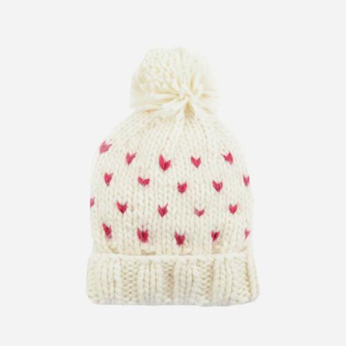 Sawyer Tiny Heart Hat