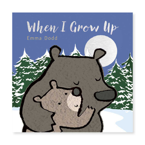 When I Grow Up - Board Book
