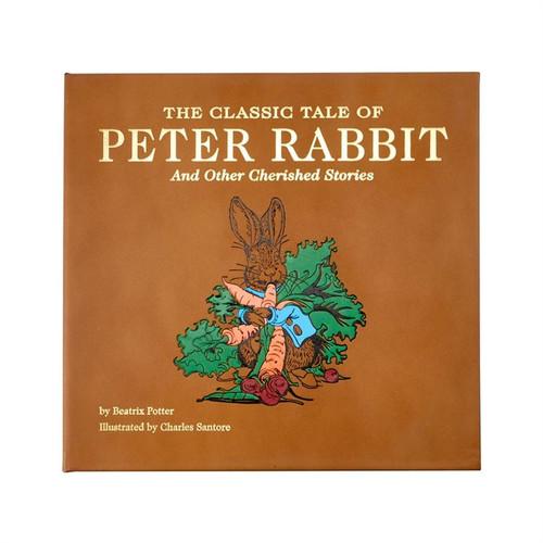 Peter Rabbit- Leather Bound