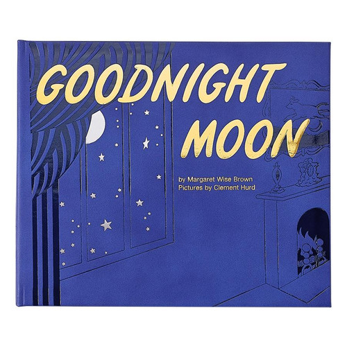 Goodnight Moon- Leather Bound