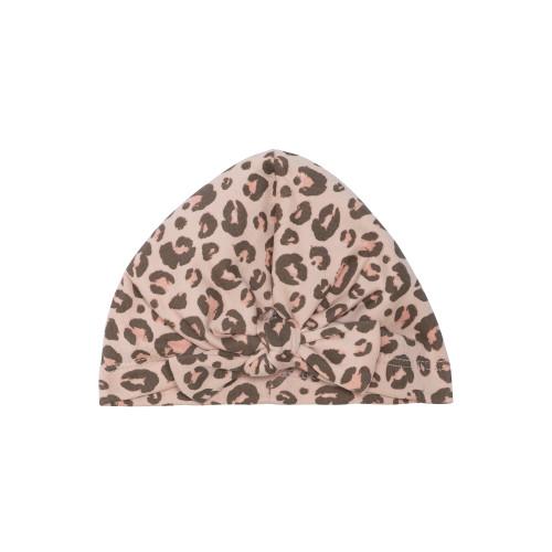 Leopard Turban