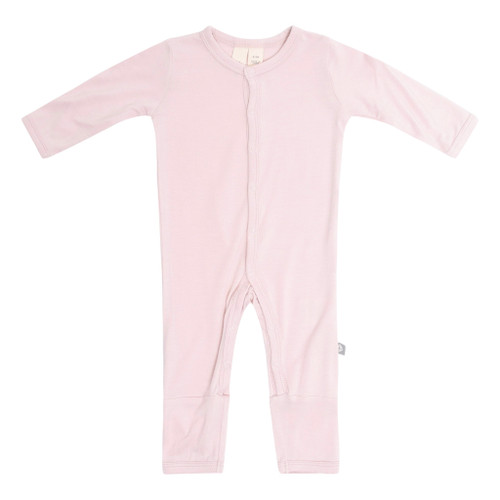 Bamboo Coverall - Blush