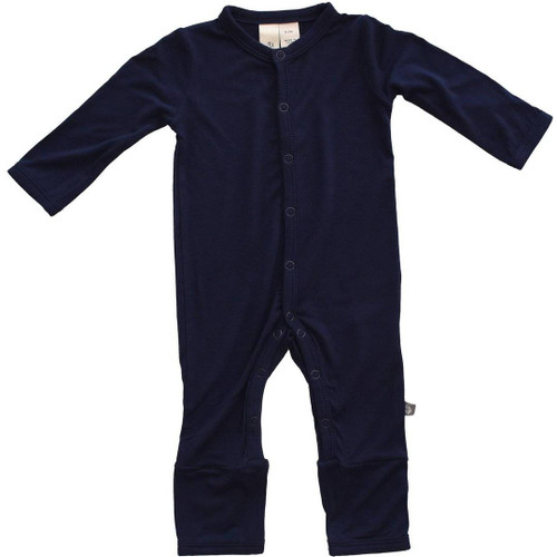 Bamboo Coverall - Navy