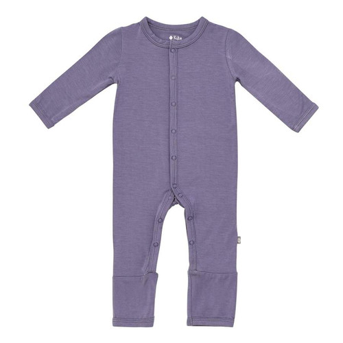 Bamboo Coverall - Orchid