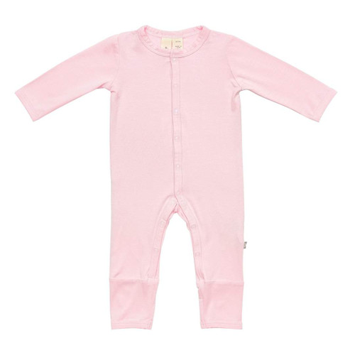 Bamboo Coverall - Peony