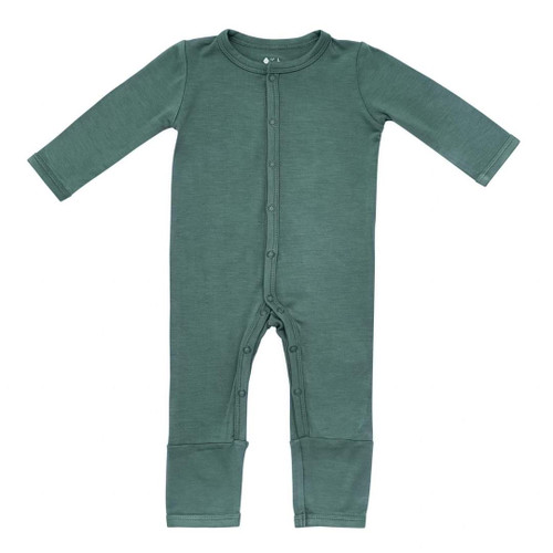 Bamboo Coverall - Pine