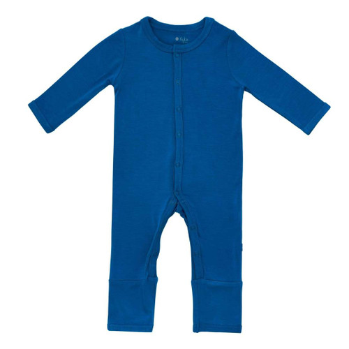Bamboo Coverall - Sapphire
