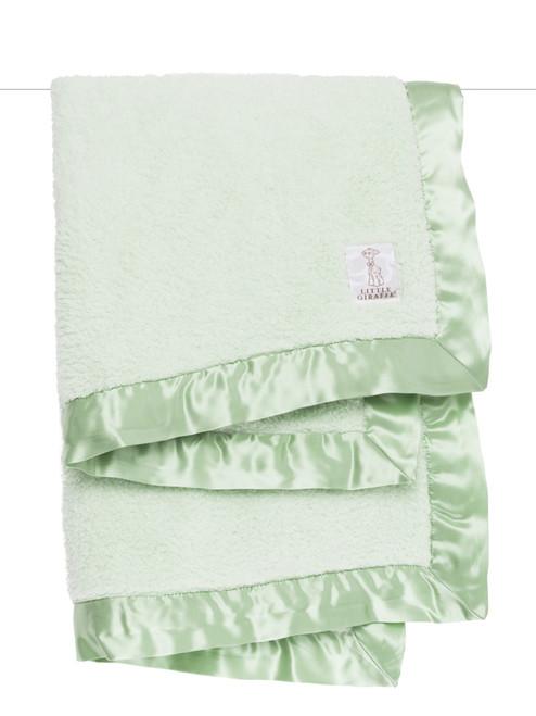 Chenille Blanket - Celadon