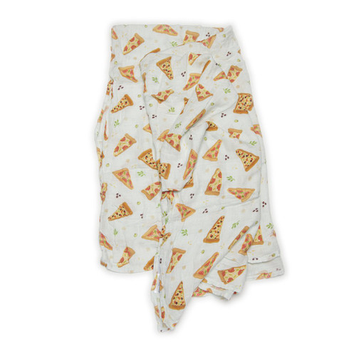 Muslin Swaddle -  Pizza
