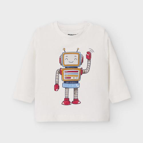 L/S Robot Tee Shirt