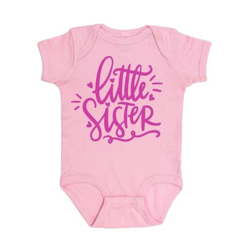 Little Sister Doodle Bodysuit