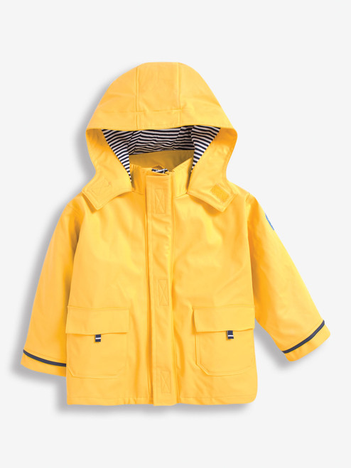 Yellow Fisherman Jacket