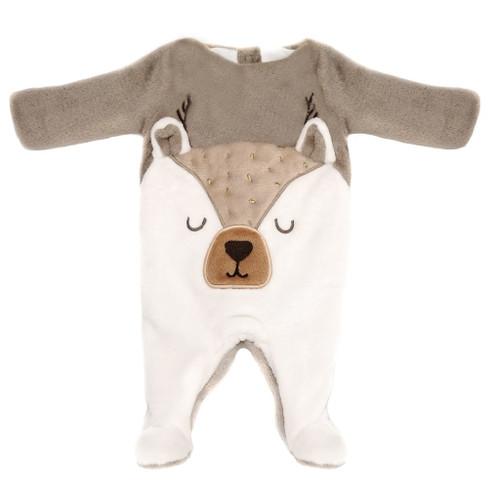 Deer Footer One-Piece