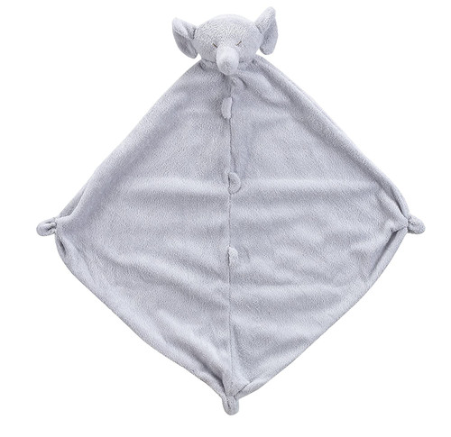 Elephant Babies Lovey or Blankie
