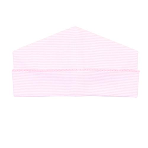 Mini Stripe Hat - Pink