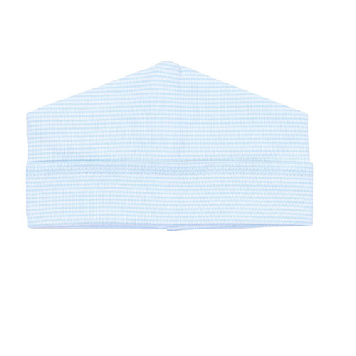 Mini Stripe Hat - Blue - A+C