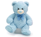 "15"" Blue Teddy Bear"