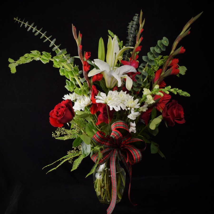 HAPPY HOLIDAY BOUQUET