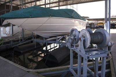 Slidemoor Best Boat Lift Alternative