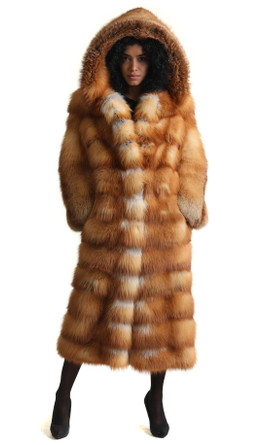 5eb8e5782 Women's Fox Fur Coats, Vests & Jackets | Skandinavik Fur