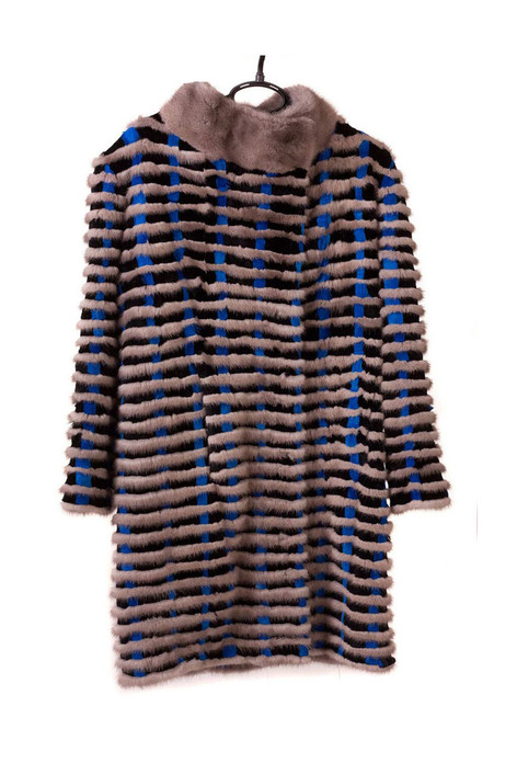 Runway Mink Fur Coat  Fantasia