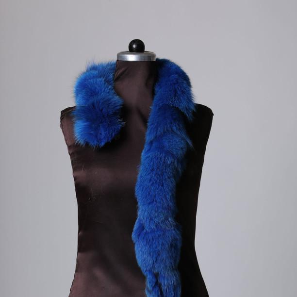 Blue Fox Trim Dense