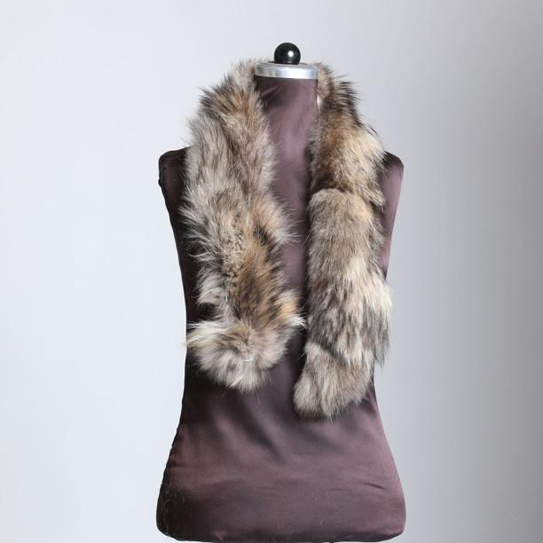 Coyote Fur Trim