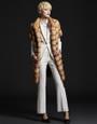 Golden Sable Fur Vest
